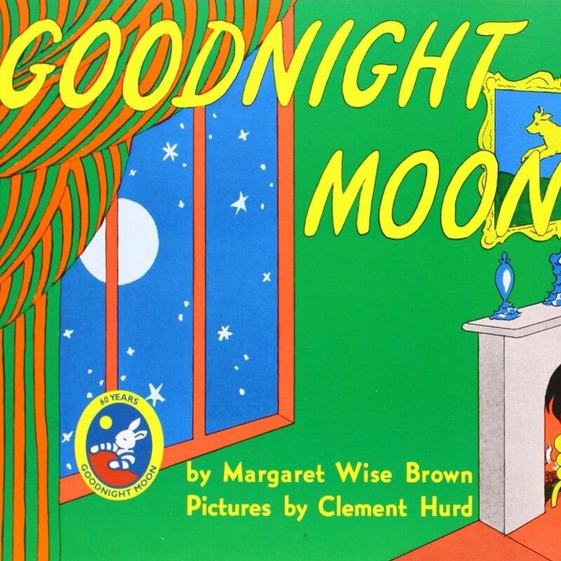Goodnight Moon English Original Children's Picture Books English Story Books Read Kids Books Libro De Chicos