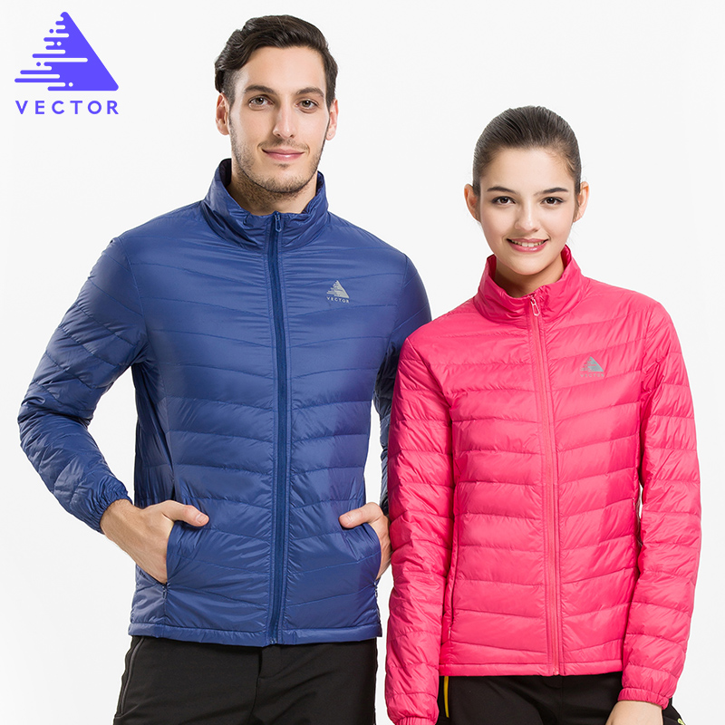 Brand Outdoor Lightweight White Duck Down Jacket Men Women Ultralight Warm Winter Coat Windproof Outdoors Coats YRF40001