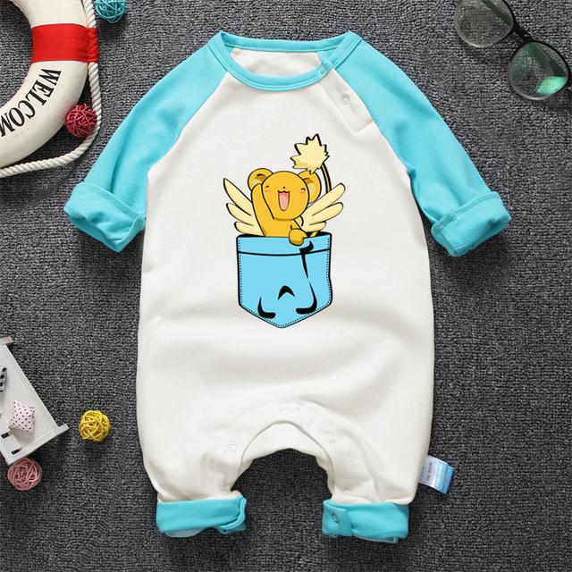 Pyjamas Bébé KERO MANGA – Barboteuse Bébé À Manches Longues