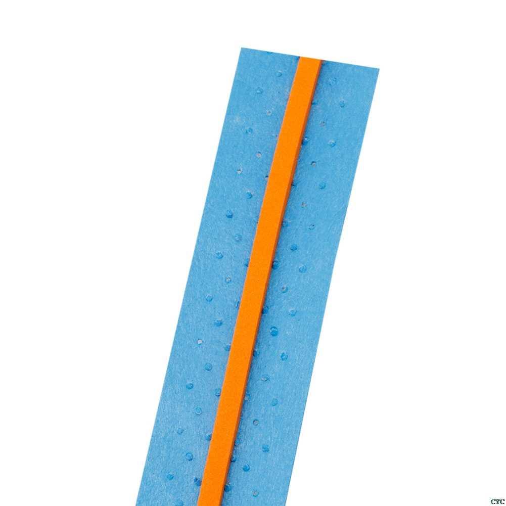 1pc 안티 슬립 라켓 그립 롤 테니스 배드민턴 스쿼시 핸들 테이프 5 색