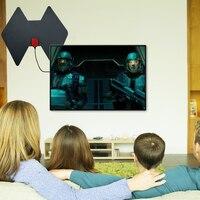 פריוויו antena דיגיטלי אנטנה טלוויזיה דיגיטלית מגבר פנימי פריוויו דיגיטלי DVB-T Antena Antena Booster HDTV דיגיטלי עבור טלוויזיה HD (5)