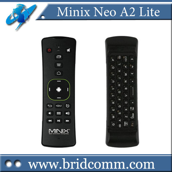 Minix NEO A2 Lite Fly Air Mouse 2 4G Wireless gaming Keyboard Remote  Control for Android TV Air Mouse-in Keyboards from Computer & Office on