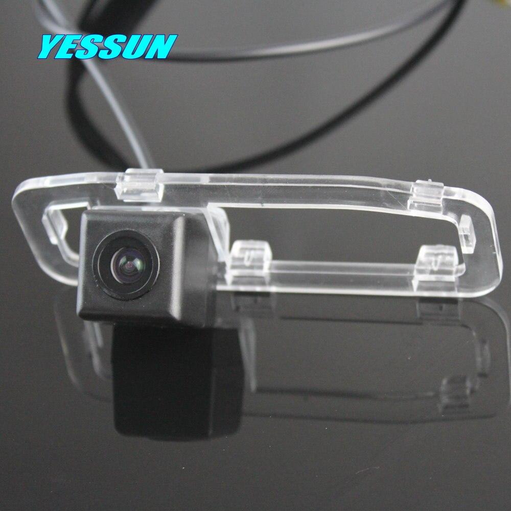 Yessun для KIA Новый Гордость/Sephia Sport 2005 ~ 2011 заднего вида Камера обратно обратного Парковка Камера