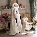Lace tulle ball gown wedding dress 3/4 lace sleeve 2015 applique bridal dress vestido de noiva beaded sash manga longa