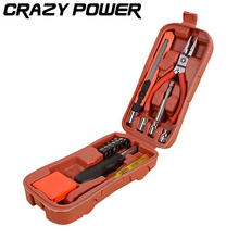 CRAZY POWER Multi-purpose Precision Hand Screwdriver Set Opening Repair Hardware Kit Household Hand Tool Set for Home iPhone