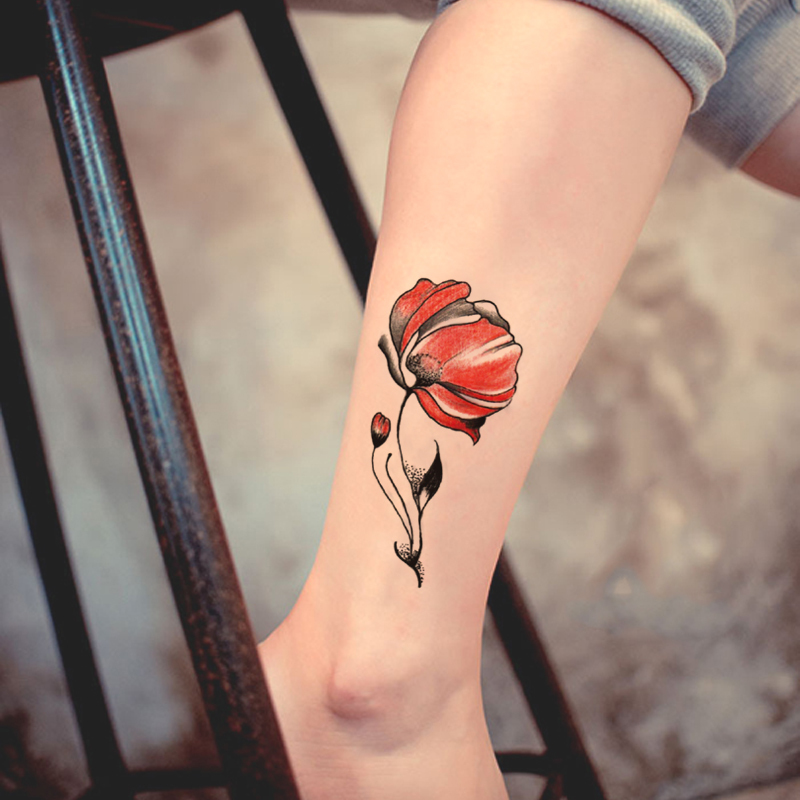 Temporary Tattoo Stickers Waterproof High Quality Fake