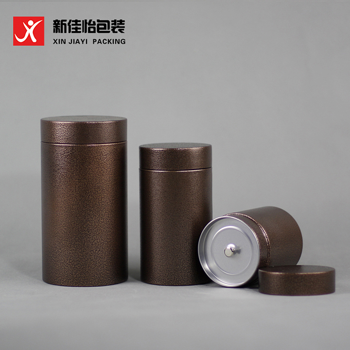 Xin Jia Yi Packaging Screw Top Steel Cans Empty Soup Cans Bulk Coffe Cans With lids Buy Cans In Bulk Stainless Steel Paint Can image