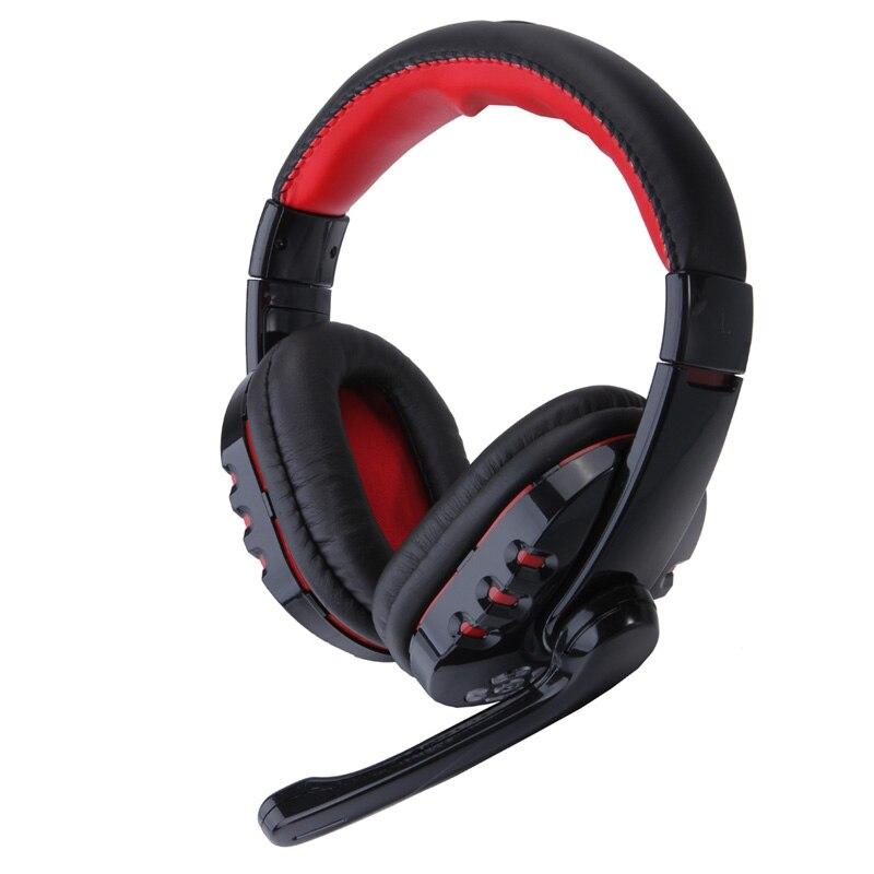 Salut-fi Antibruit Sans Fil Bluetooth Jeu Gaming Headset Casque Écouteur w/MIC Mains Libres pour Samung Sony PC Portable PS3