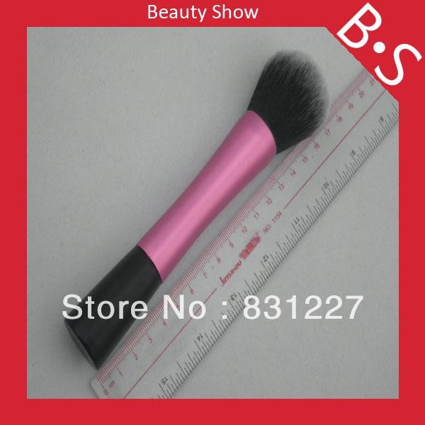 Επαγγελματική επίπεδη βούρτσα ροζ - Μακιγιάζ - Φωτογραφία 4