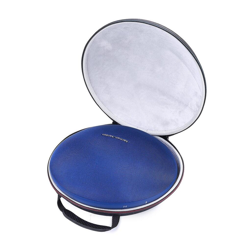 US $16 89 20% OFF|2019 Baru EVA Tas Keras Cover Case untuk Harman Kardon  Onyx Studio 1, 2, 3 4 Wireless Bluetooth Speaker Tambahan Ruang untuk Plug  &