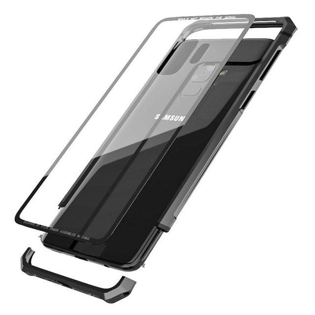 Aliexpress.com : Buy Metal Aluminum Frame Cover Case for Samsung ...