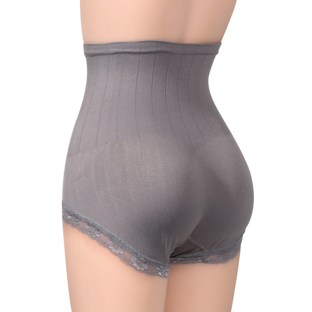 20e34b4ac11f Women Sexy Shapewear High Waist Body Shaper Brief Knickers Underwear Tummy  Control Soft Comfortable Panties for Women