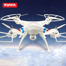 New SYMA X8C X8 2.4G 4CH 6Axis Professional RC Drone Quadcopter 2MP Wide Angle HD Camera Remote Control Helicopter Toy Gift