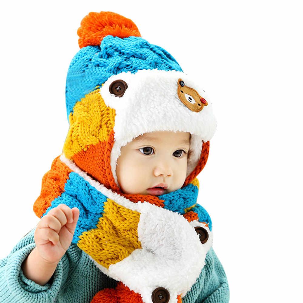 หมวกเด็กหมวกเด็กหมวกเด็ก Catton เด็กทารกเด็กหมวกและหมวกฤดูหนาวหมวกเด็กแรกเกิดนุ่มเด็กวัยหัดเดินหมวกเด็กและสาว Beanie หมวกหมวก