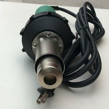 1600 Вт 110 В/230 В пластиковый сварочный аппарат аналогичный горячий воздушный пистолет+ сопло+ тепловой элемент