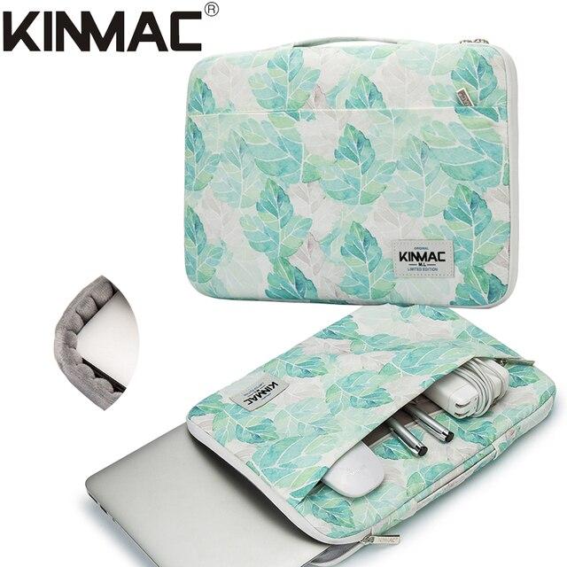 "2020 New Brand Kinmac Handbag Sleeve Case Laptop Bag 14"",15"",15.4"",Bag For MacBook Air Pro,Wholesale Free Shipping KS021"