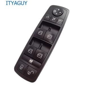 Image 4 - A1698206710 Car Electric Master Power Window Switch For Mercedes A Klasse W169 B Class W245 1698206710  A 169 820 67 10 03728265