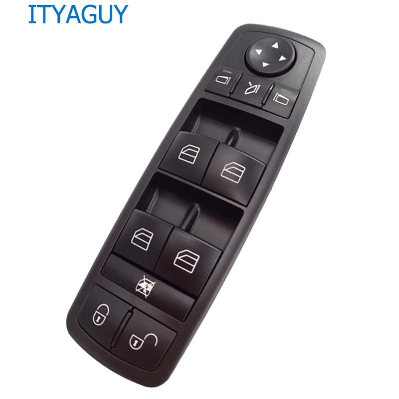 Image 4 - A1698206710 Master Power Window Switch Fits For Be*nz W245 W169 A1698206710, 1698206710, A 169 820 67 10-in Car Switches & Relays from Automobiles & Motorcycles