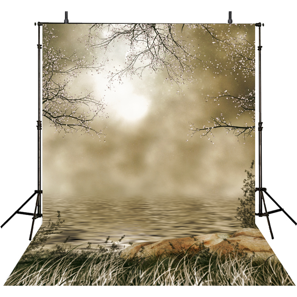 Scenic Photography Backdrops Vinyl Backdrop For Photography kids Fondali Fotografici Spring Background For Photo Studio free scenic spring photo backdrop 1875 5 10ft vinyl photography fondos fotografia photo studio wedding background backdrop