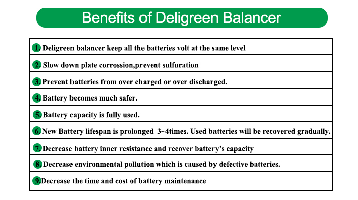 9 benefits of balancer