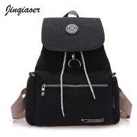 New 2017 Women Backpack Waterproof Nylon Ladies Women S Backpacks Female Casual Travel Bag Bags Mochila