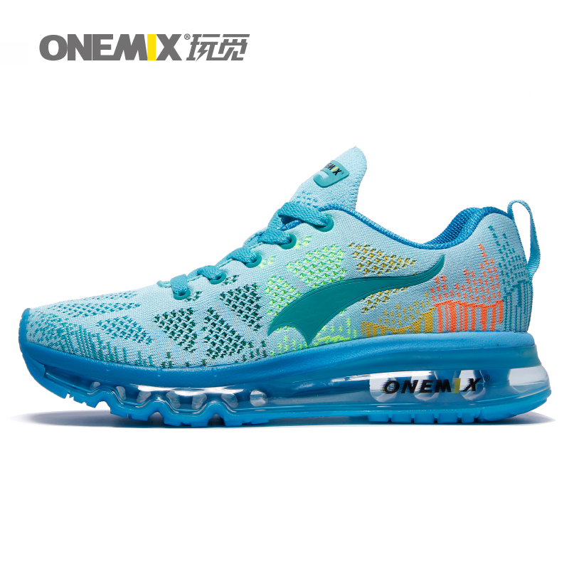 3f867f562c5a5f ONEMIX Brand Top Quality Women Running Shoes with Mesh Cushion Women Sport  Shoes Girls Outdoor Sneakers Factory Direct Sale 1118-in Running Shoes from  ...