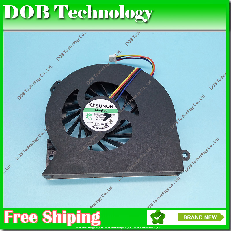 Brand New laptop cpu cooling fan for HP Probook 4540 4740S 4540S Cooler fan 100% brand new g480 g480a laptop fan for lenovo g480m g485 cooler g580 g585 cpu fan genuine g480 g480a laptop cpu cooling fan