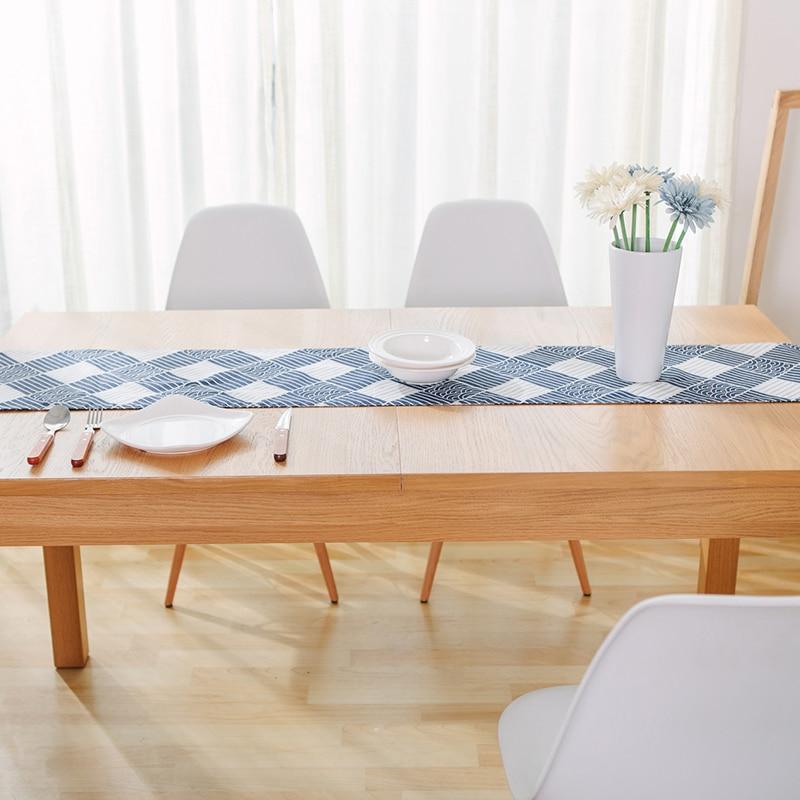 Corredores de mesa nueva costura celosía patrón corredor moderno ...