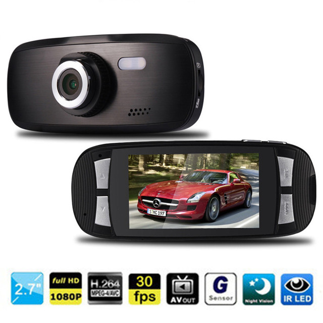 Brand Capacitor G1W-C Car Dash Camera DVR NT96650 Chip TKD200H Lens