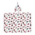 Algodón Pañales de bebé Swaddle Swaddle Wrap Bebés Sombrero Infantil de Dibujos Animados ropa de Cama Manta Saco de dormir 60*80 cm