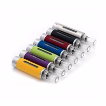 1pcs MT3 Atomizer eGo Cartomizer Bottom Coil Heating 10 Colors Evod Clearomizer for Electronic Cigarette