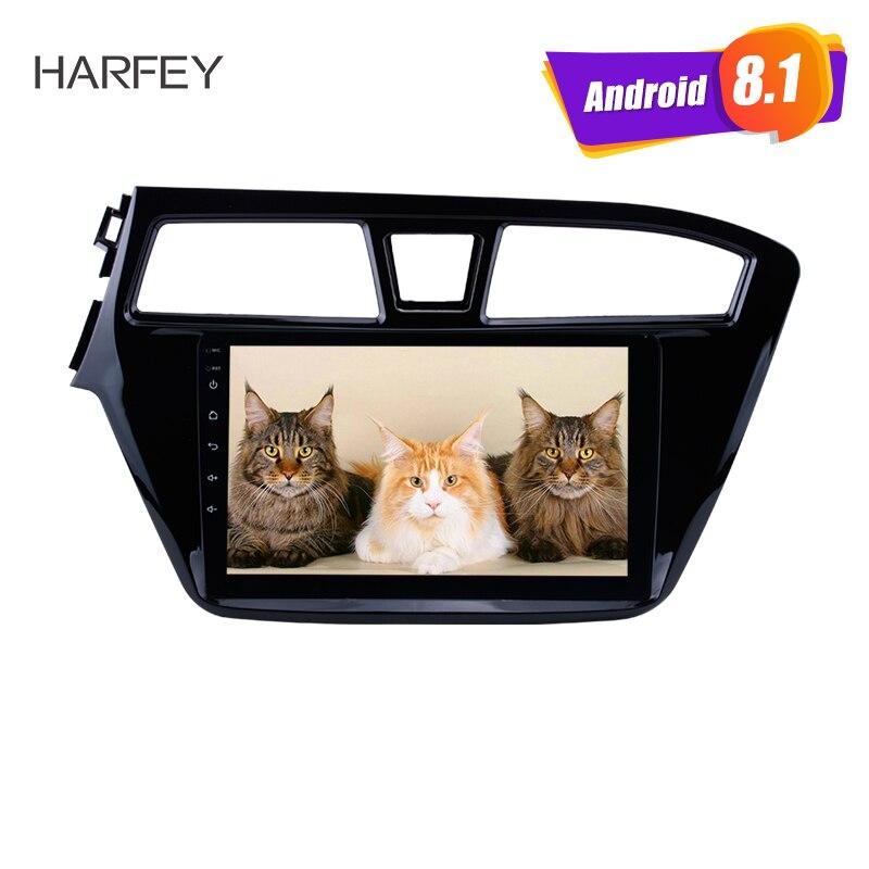 Lecteur multimédia de voiture Harfey 9