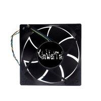 pwm cooling fan 644319 001 DS12025R12L 12025 120x120x25mm 12cm 12v 0.3A 4p Computer Case cpu cooler Fan