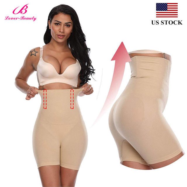 60f7464f863 Lover Beauty Sexy Butt Lifter Women Slimming Shapewear Tummy Control  Panties High Waist Trainer Body Shaper Slimmer Trainer