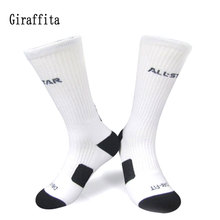 2017 New Style Bike Sock Outdoor Breathable Cycling Sock Badminton Football Basketball Walking Running Tennis Sports Sock