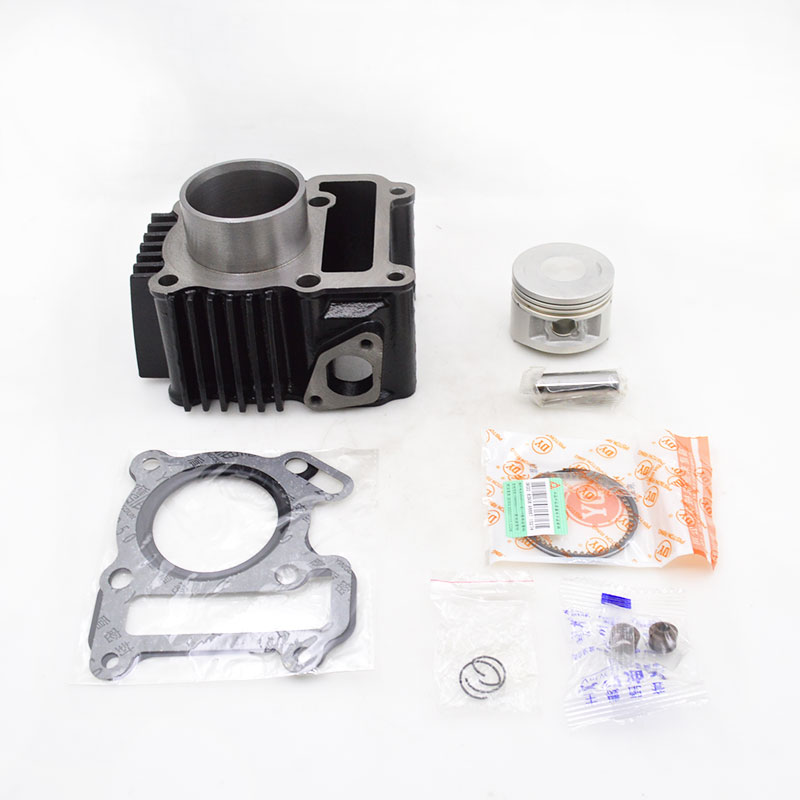 High Quality Motorcycle Cylinder Kit For Yamaha F8 JYM110 JY110 JYM JY 110 110cc Engine Spare Parts jiangdong engine parts for tractor the set of fuel pump repair kit for engine jd495