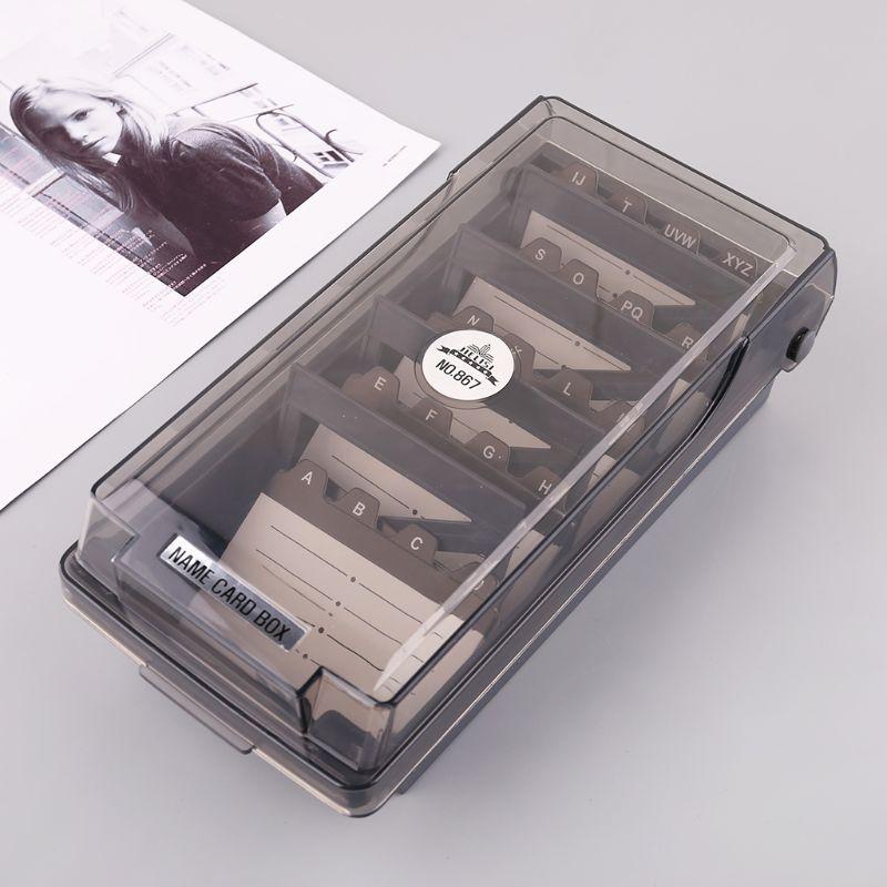 Professionelle Visitenkartenhalter Visitenkarte Box