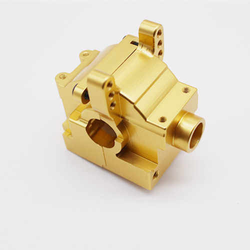 Jlb Balap Cheetah 1/10 Brushless RC Mobil Spare PARTS Logam Upgrade Gear Box EA1049 Gearbox