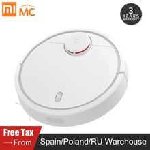 Xiaomi Mi Robot Vacuum Cleaner for Home Floor Automatic Sweeping Carpet Dust Cleaner Smart Planned Wifi Mijia App Remote Control