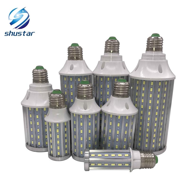 E27 E14 B22 High Power PCB Aluminium 5730 SMD LED Maisbirne 85 V 265