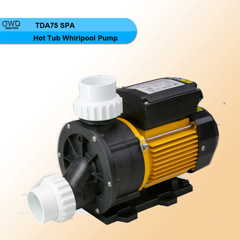 3PCS/Lot 220V 550W TDA75 SPA Hot Tub Whirlpool Pump Circulation ...