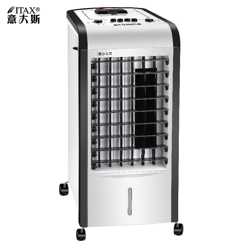 Air Conditioning Fan Home Mini Cold  Heater Shake Head  Moving Micro Small Air Conditioner S-X-1103A