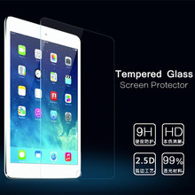 Tempered Glass For iPad Mini 1 2 3 4 5 Air 6 Pro Premium Explosion Proof Anti Shatter Screen Protector Film for iPad 2 3 4