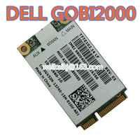 Pour Dell DW 5620 DW5620 GOBI2000 UN2420 3G WWAN carte sans fil GSM/GPRS/UMTS/HSD (U) PA débloqué 7.2 Mbps