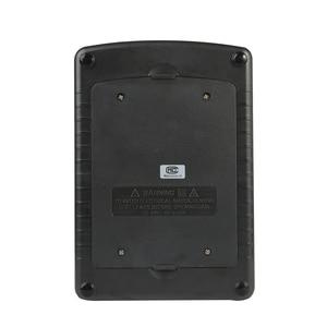 Image 5 - LCD High Voltage Insulation Tester Portable Digital Insulation Resistance Meter 600V DC/AC Voltage Tester Auto Discharge GM3125