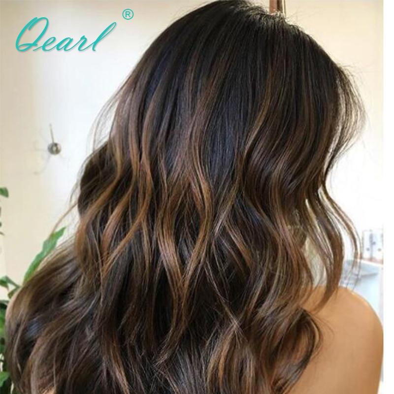 highlights30# FUll lace Human Hair Wig