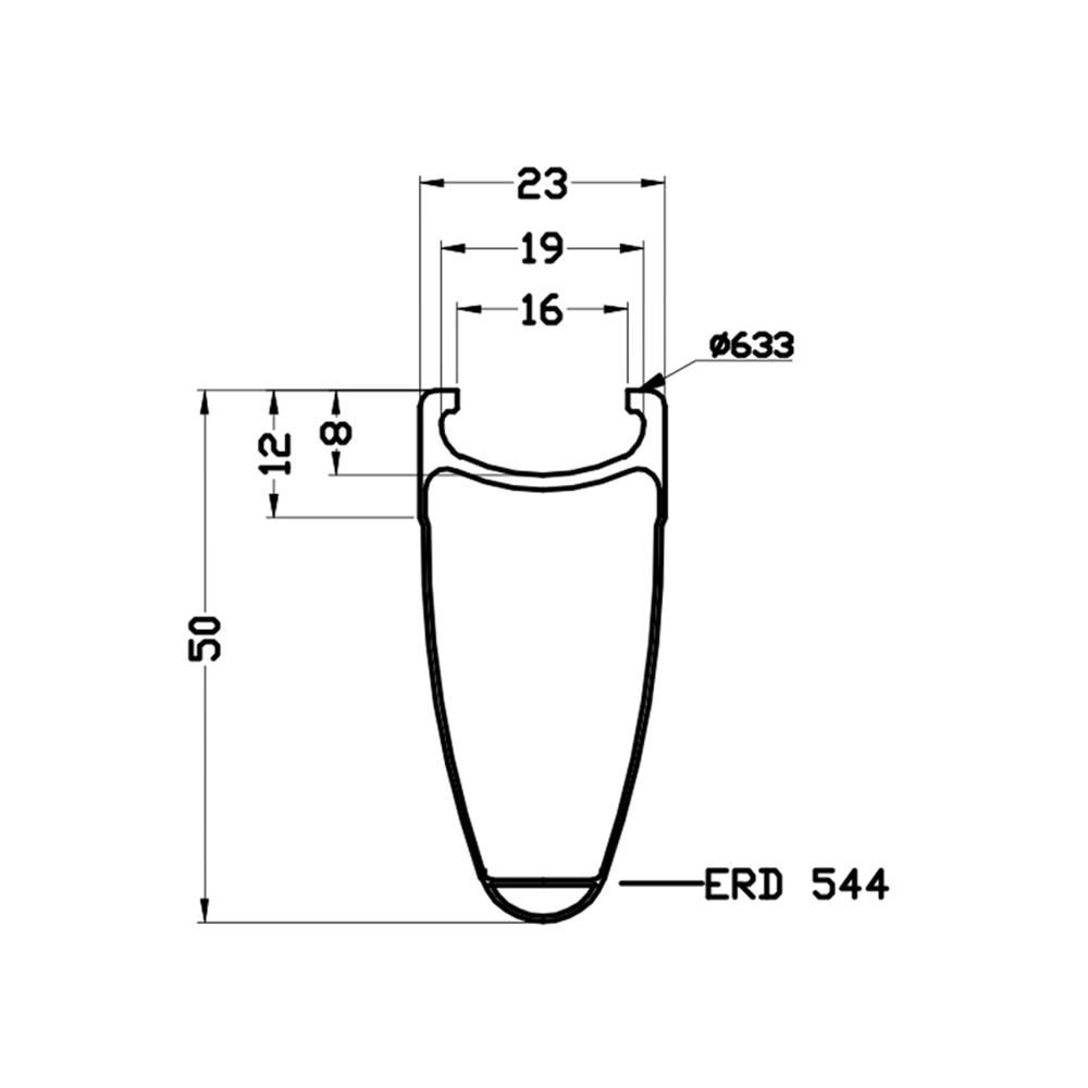 50CF23mm