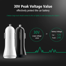 Car USB Charger Quick Charge 3.0 2.0
