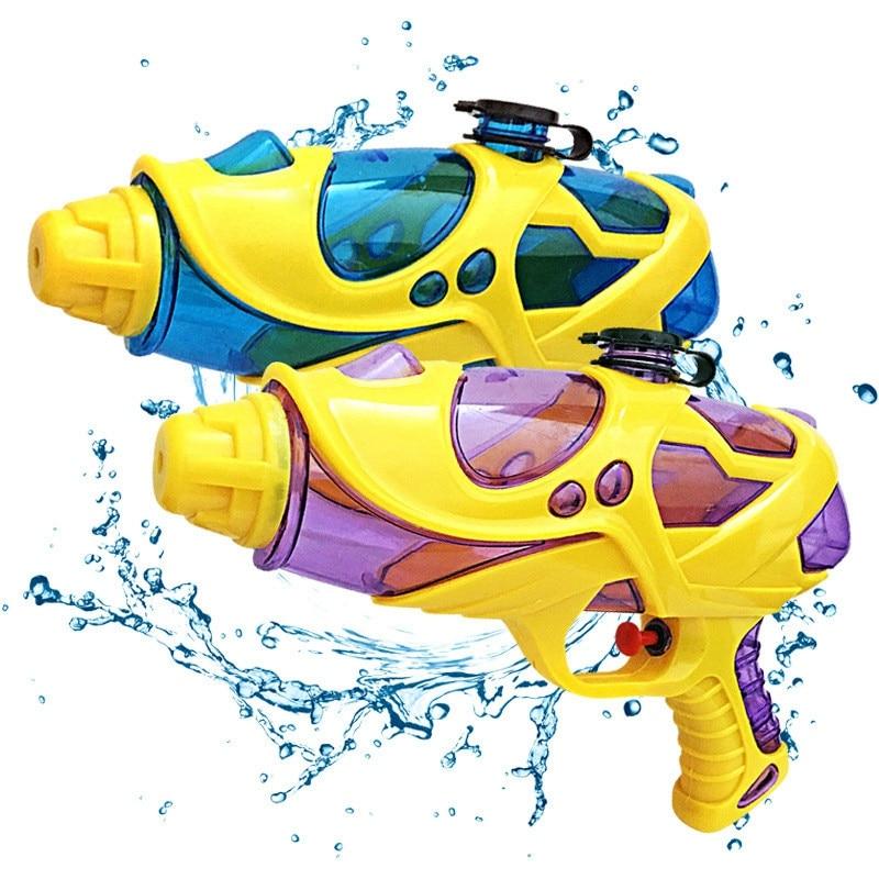 Children's Water Cannon Children's Water Sprayer Toy Water Beach Toys Super Long Range Water Cannons Beach Shower Drifting Wat
