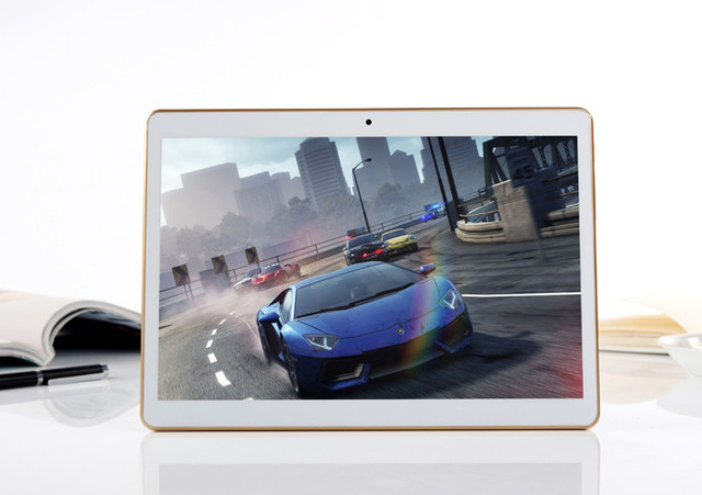 Free shipping Newest 10» android 5.1 Octa Core tablets pc Mtk8752 4GB/64GB 1280*800 multi language 5.0Mp camera